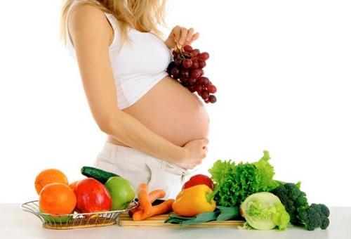 Dieta en em Embarazo